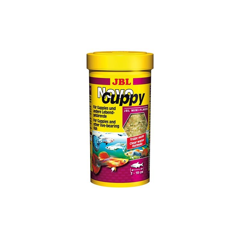 JBL NovoGuppy - Основна храна за гупи...