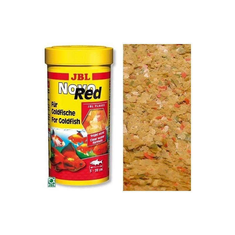 JBL NovoRed - Основна храна за златни...