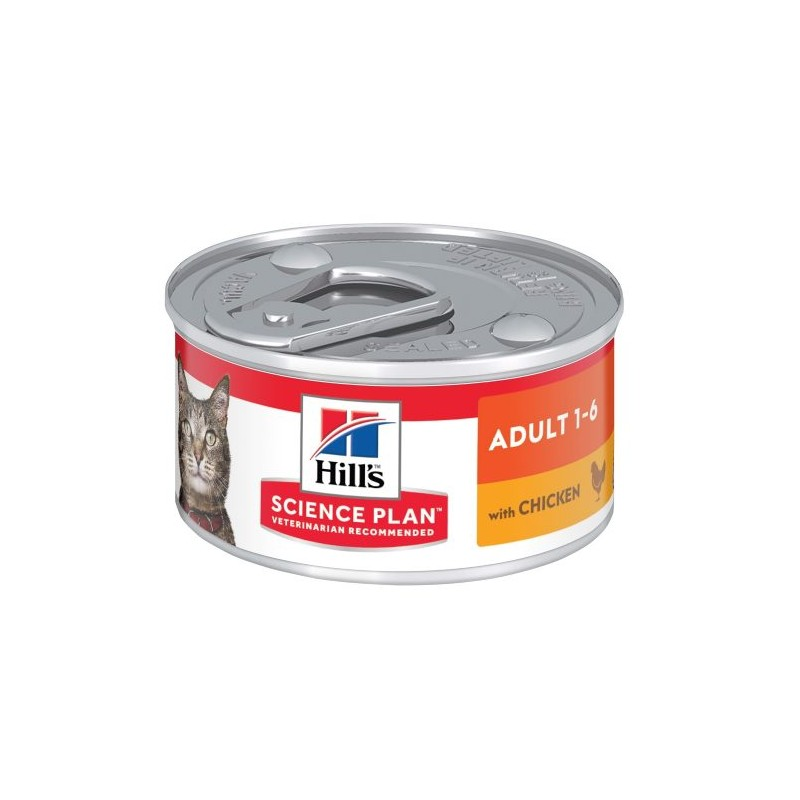 Hill's SP Adult - консерва терин за...