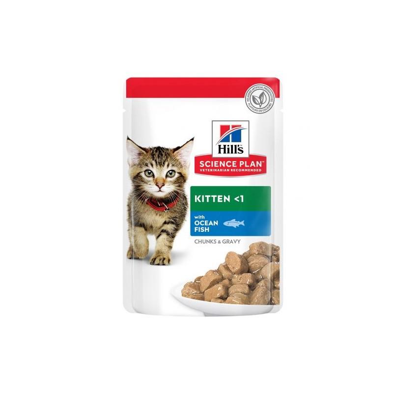 Hill's SP Kitten пауч за котенца от...