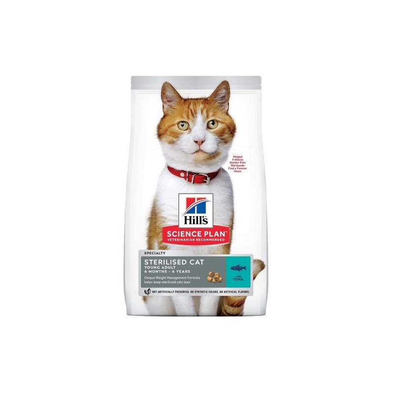 Hill's SP Sterilized Cat Young Adult...