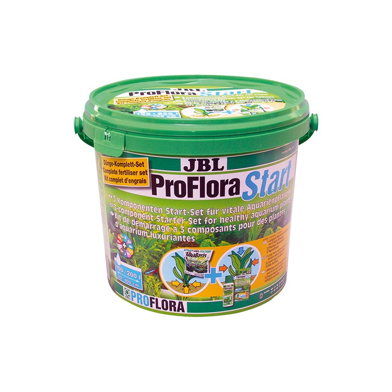 JBL ProFloraStart Set 100 – 3kg -...