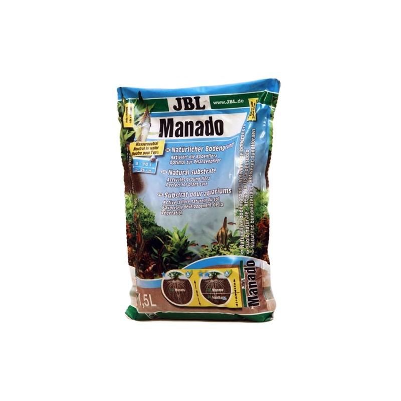 JBL Manado - натурален субстрат за...