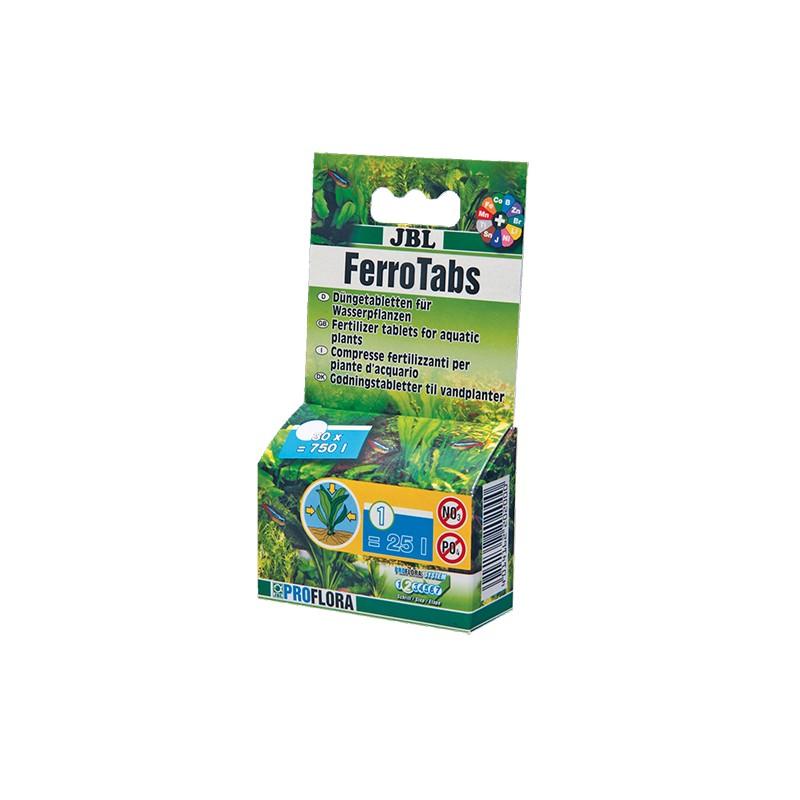 JBL Ferrotabs -30 таблетки - Основна...