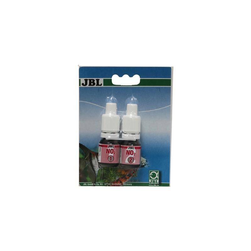 JBL – NO2 Nitrit - Тест за измерване...