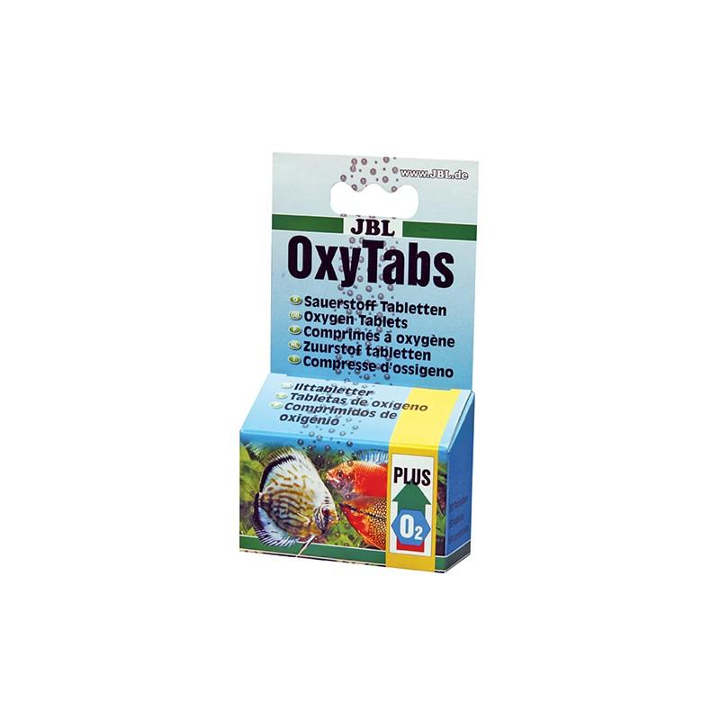 JBL OxyTabs 50табл.- Кислород във...