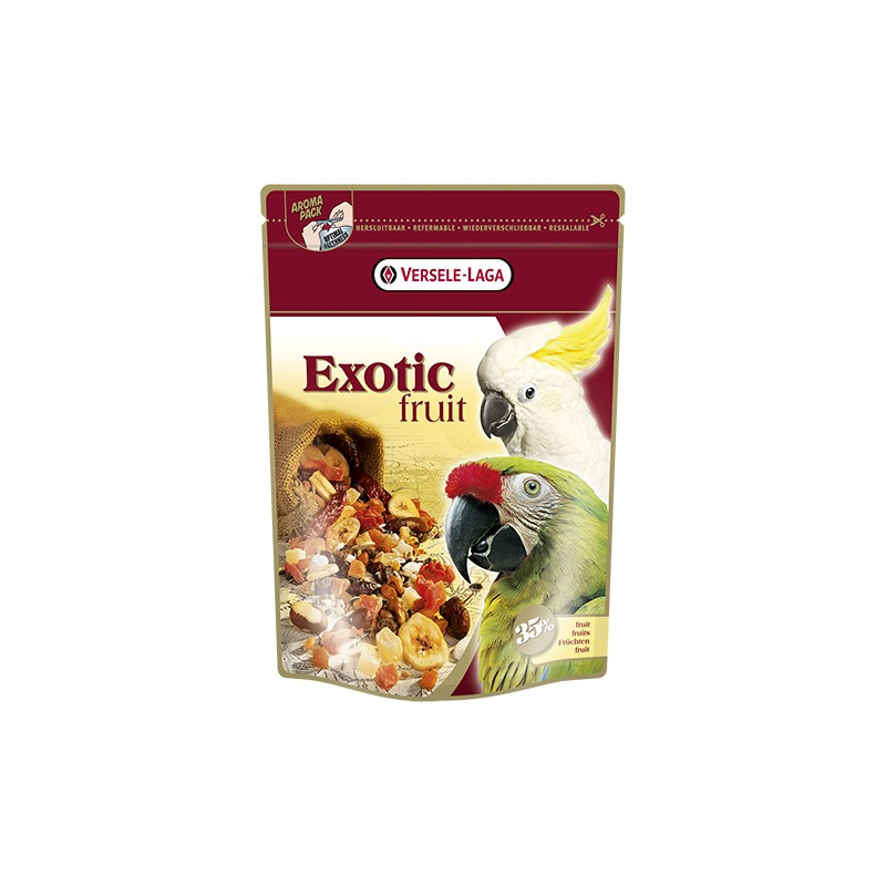 Exotic fruit – храна за големи...
