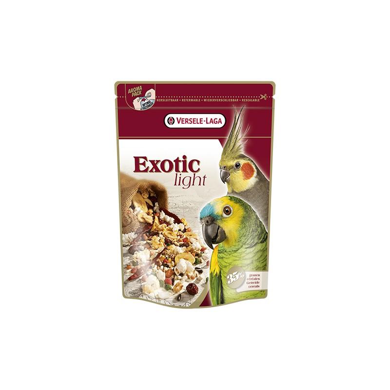 Exotic light – пълноценна храна за...