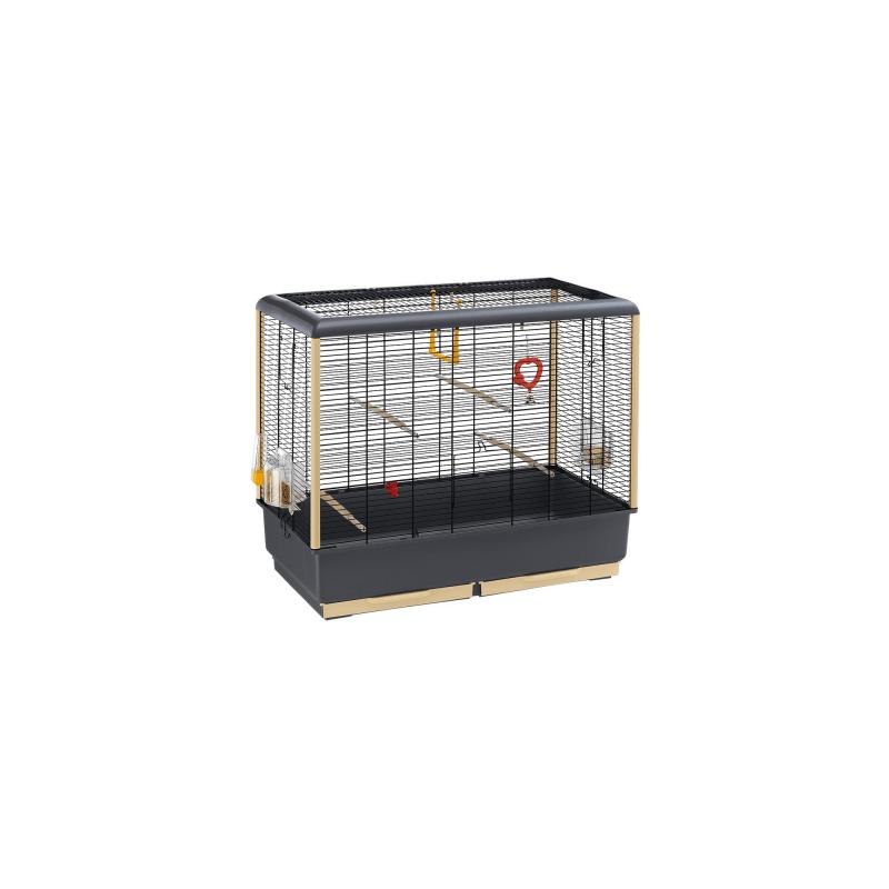 Piano 5 е голяма и просторна клетка...