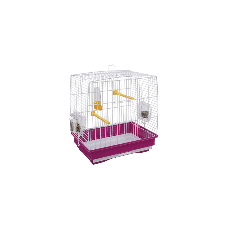 Правоъгълна клетка за канарчета,...