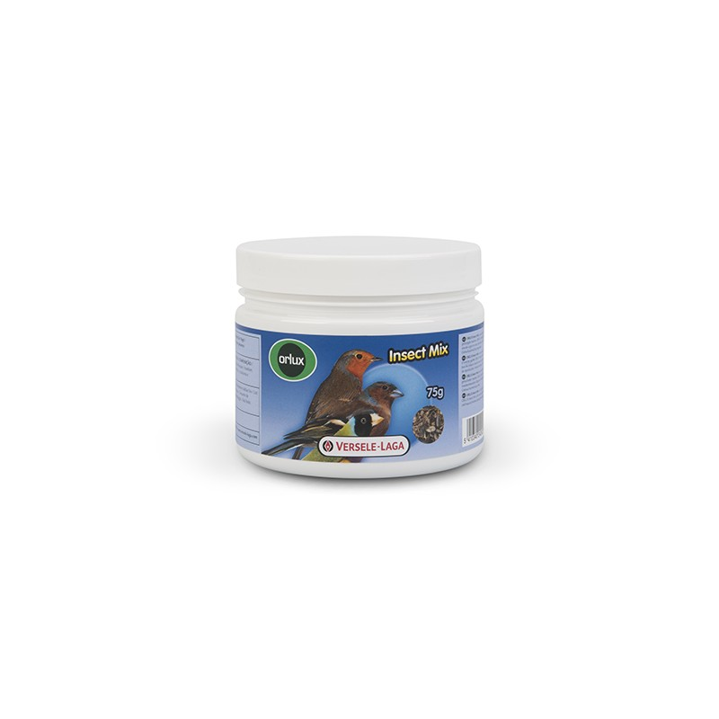 Insect Mix75гр - сушени насекоми за...
