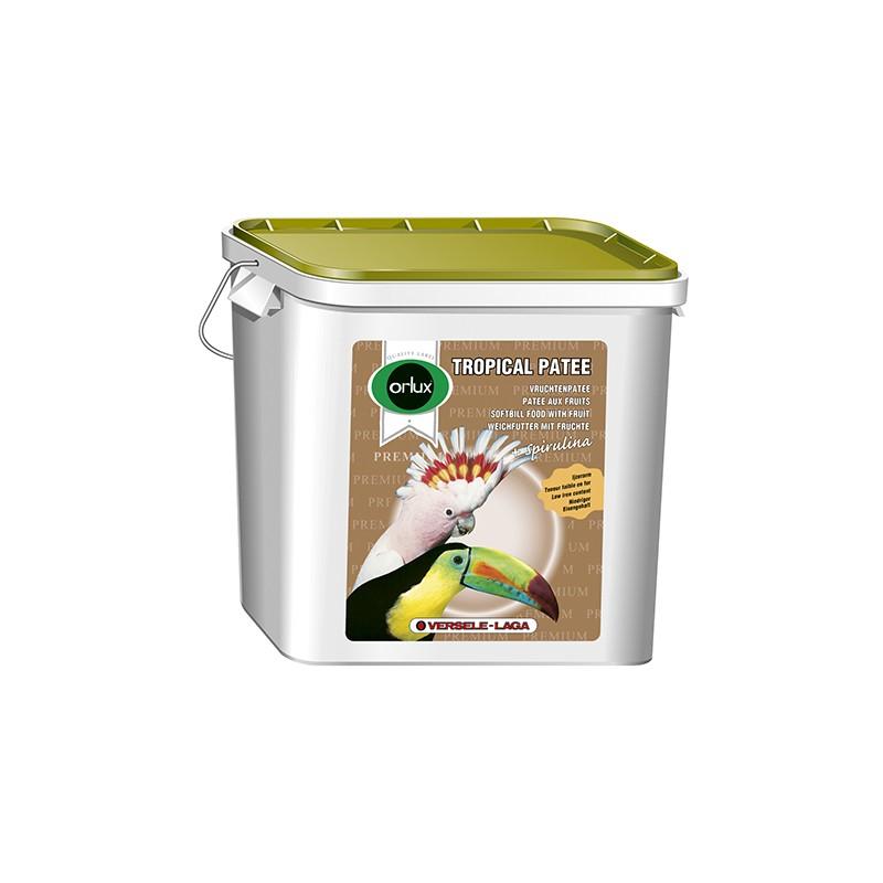 Tropical Patee Premium 5кг - мека...