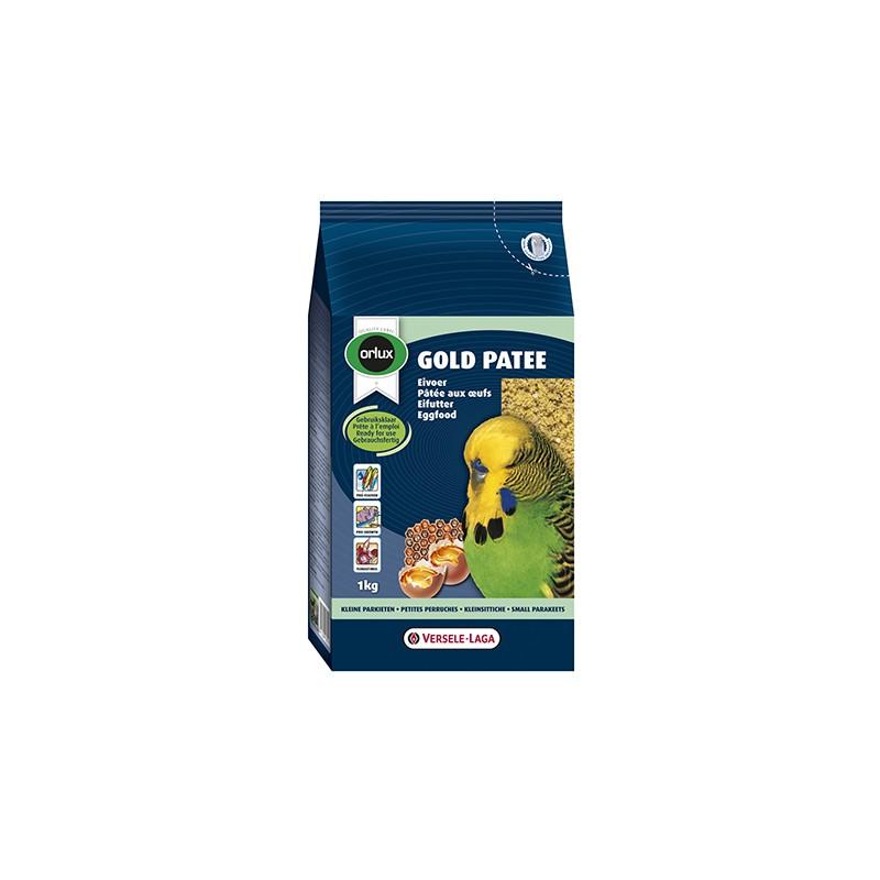 Gold Patee Small Parakeet 1кг - мека...
