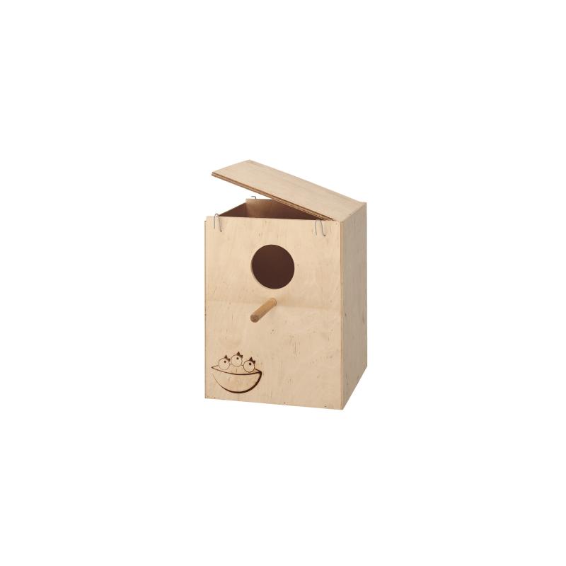 Niddo Nest Large дървена къщичка за...