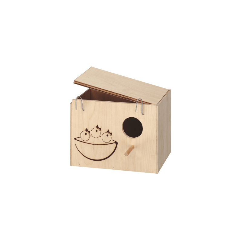 Niddo Nest Medium дървена къщичка за...