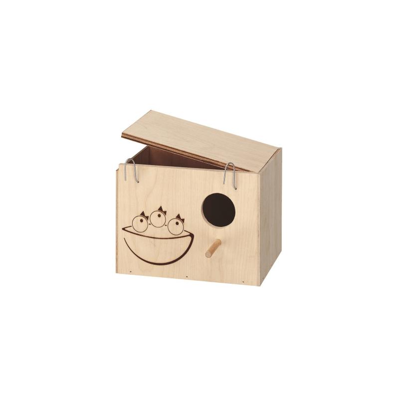 Niddo Nest mini дървена къщичка за птици