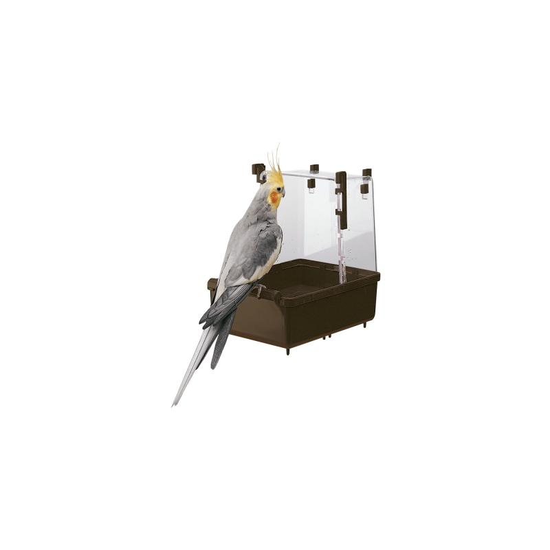 Ваничка за папагали с капак