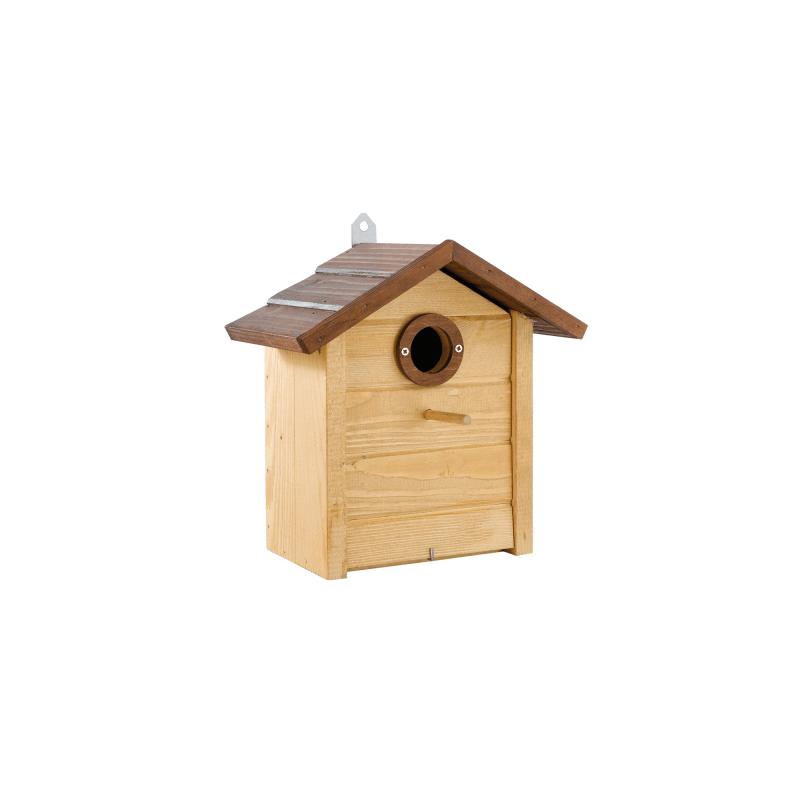 Nest 6 дървена къщичка за птици