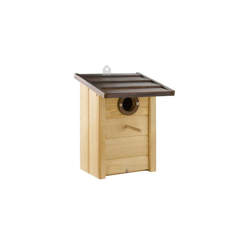 Nest 5 дървена къщичка за птици