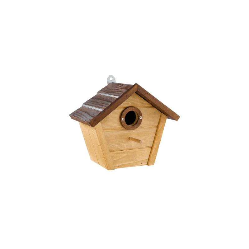 Nest 4 дървена къщичка за птици