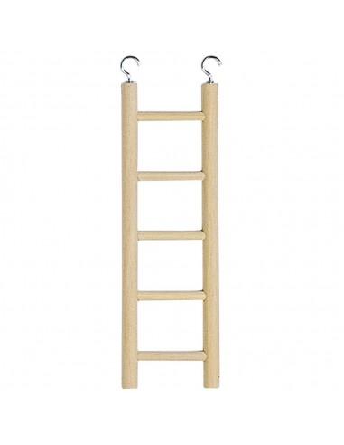 Дървена стълба за клетка за птици – 3...