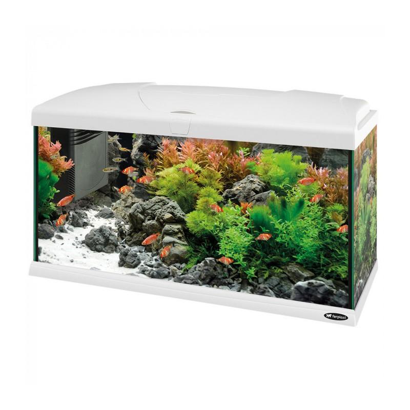 Напълно оборудван аквариум CAPRI LED...