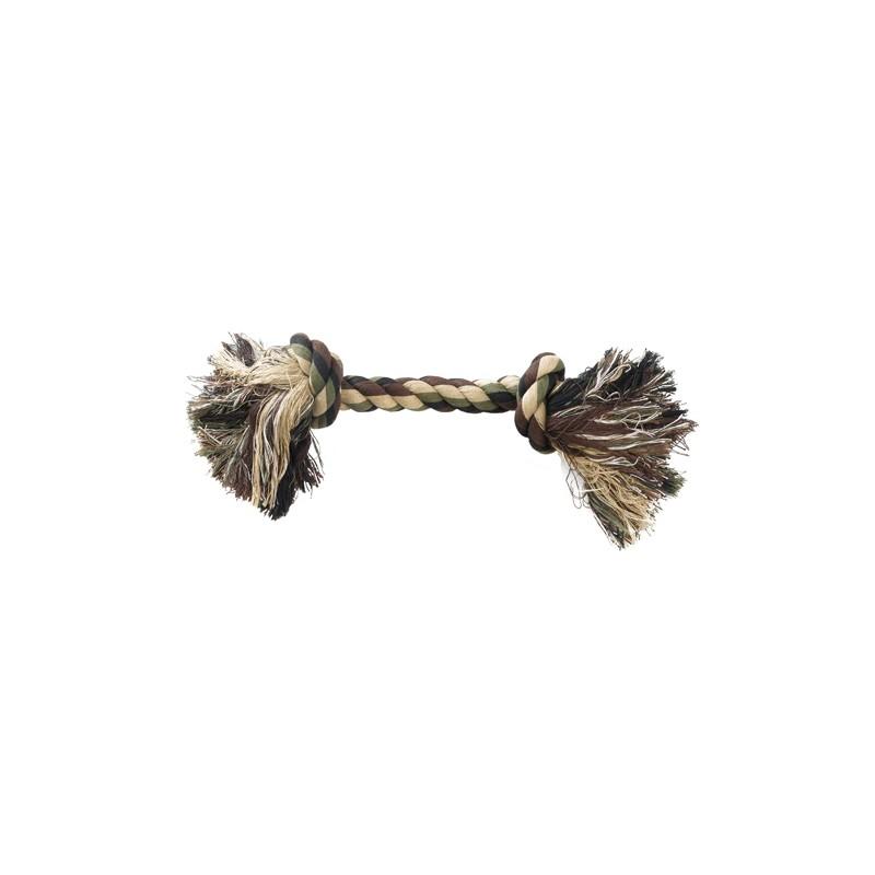 Играчка за куче – памучно въже с два...