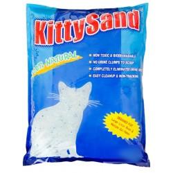 Kitty sand Пясък за котешка...