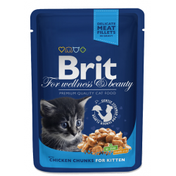 Пауч за малки котенца Brit...