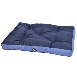 Непромокаемо легло за куче от непромокаем текстил легло за куче в син цвят