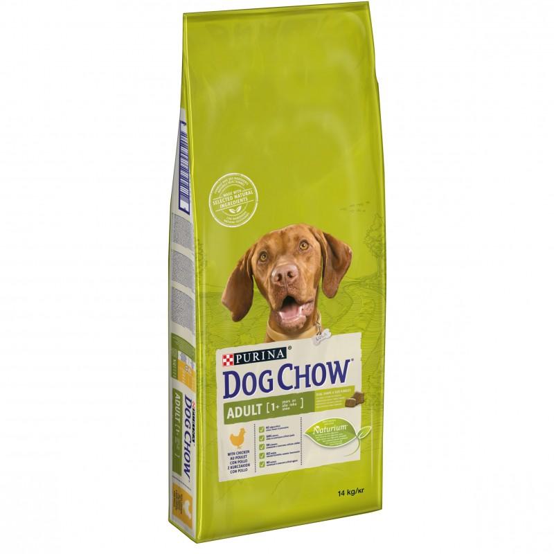 DOG CHOW® Adult храна за кучета в...